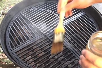 How to Season and Care for Cast Iron Grill Grates