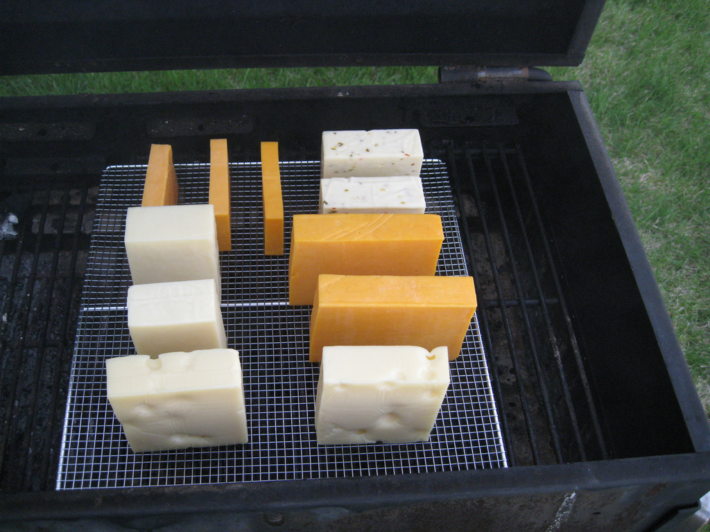Cheese In Grill