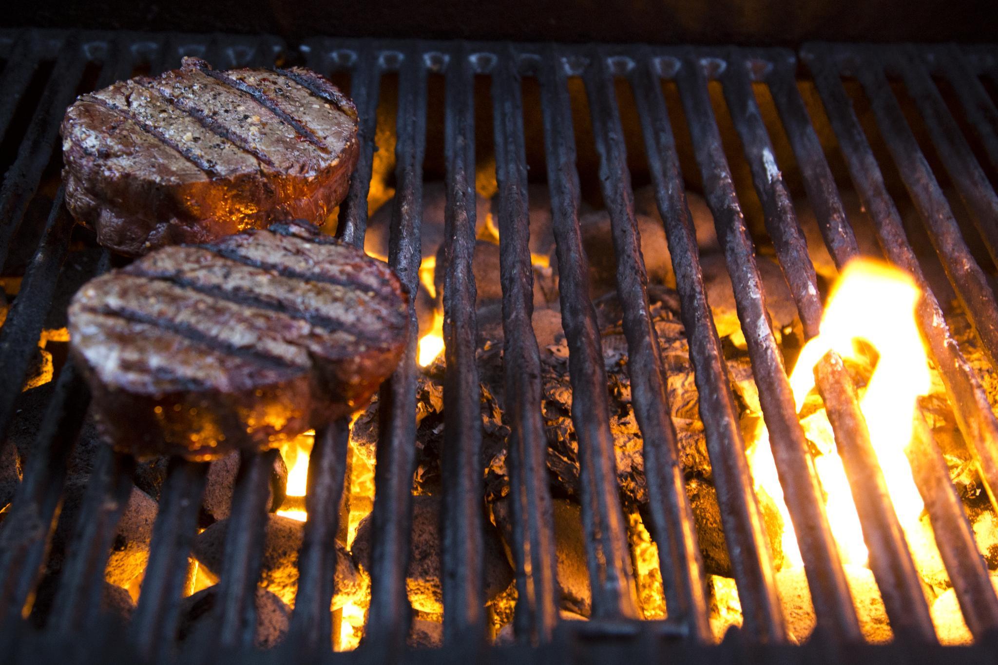 Filet Mignon grilled