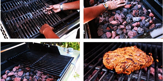 Adding Ceramic Briquettes to Your Gas Grill or BBQ Grill