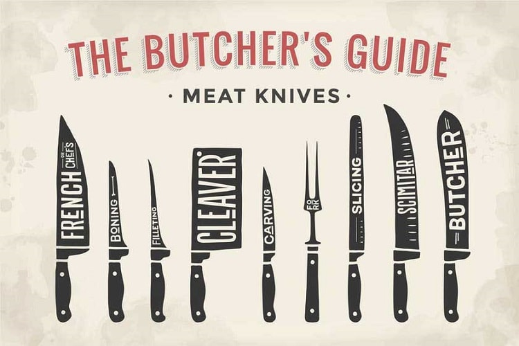 Best Butcher Knives. reviews