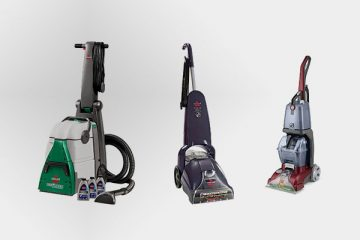 Best Carpet Cleaners Reviews