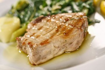 Best Recipe of the Week Marinated Tuna Steak