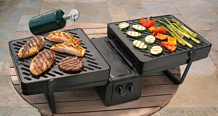 best small portable barbecue grills in 2017 best smokers info. Black Bedroom Furniture Sets. Home Design Ideas