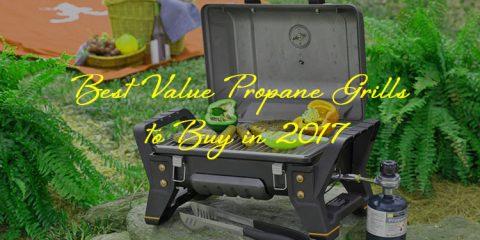 Best Value Propane Grills to Buy in 2017