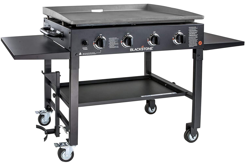 Blackstone 36-inch 4-Burner Propane Gas Grill