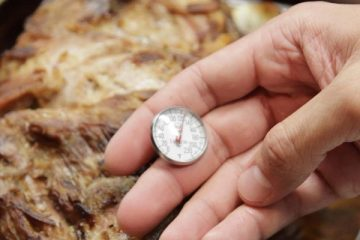 Calibrate a Meat Thermometer