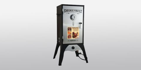 Camp Chef Smoker 18-Inch ​Smoke Vault Large