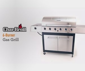 Char Broil 3-4-6-Burner Grill Reviews