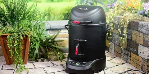 Char-Broil Simple Smoker with SmartChef Technology