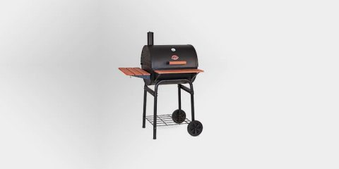 Char-Griller 2123 Wrangler Charcoal Grill Review