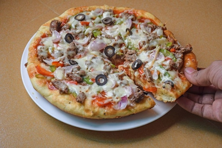Chicken-Pizza