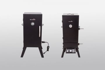 Electric Smokers vs Propane Smokers