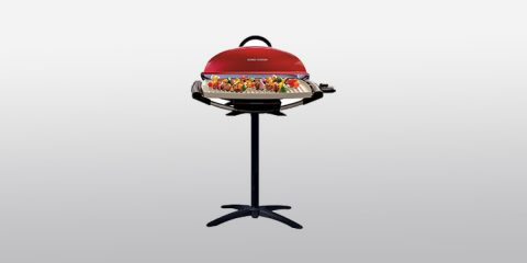 George Foreman GFO201RX IndoorOutdoor Electric Grill Review