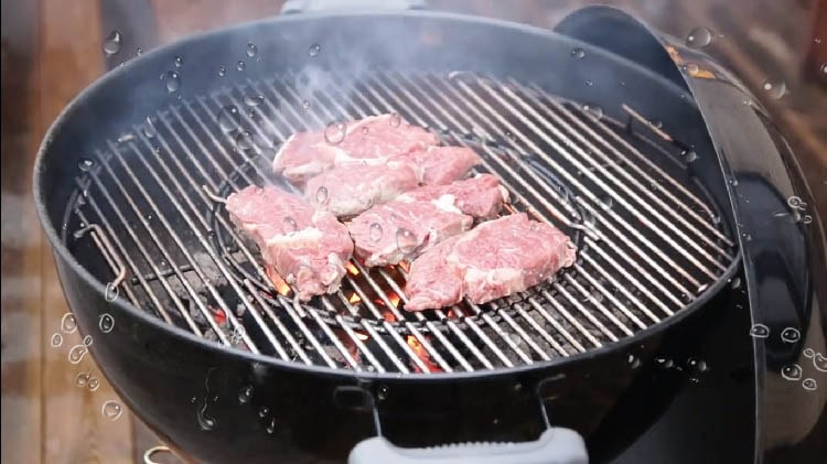 How To Grill In The Rain Best Smokers Info