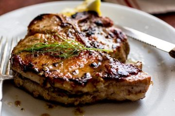 How to Prepare Pork Chops for the Grill
