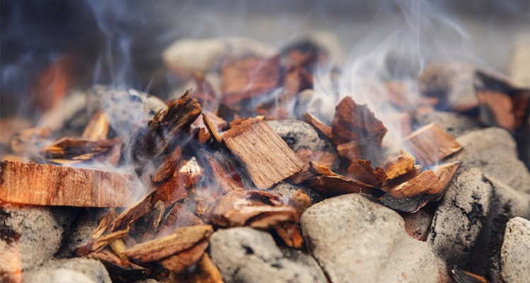 How to Use a Vertical Smoker With Wood Chips