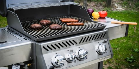 How to choose a Gas Grill