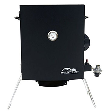 Masterbuilt 20050116 Patio-2-Portable Propane Smoker