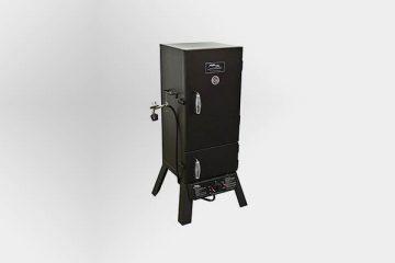 Masterbuilt 20051311 GS30D 2-Door Propane Smoker Review