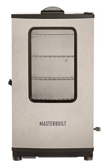 Masterbuilt 20070311 40-Inch Top Controller Electric Smoker