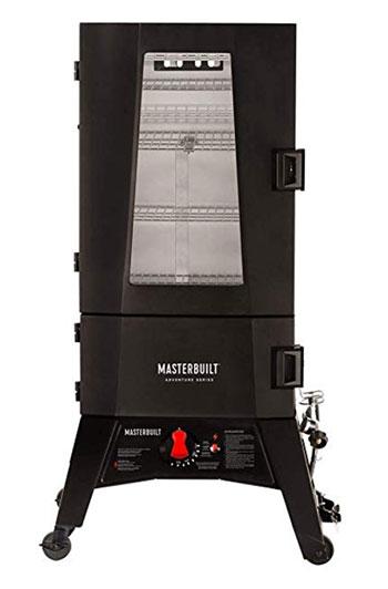 Masterbuilt MPS 340G ThermoTemp XL Propane Smoker