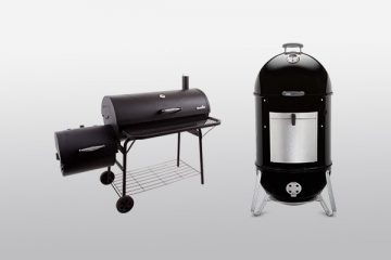 Offset Smoker vs Cylinder Smoker