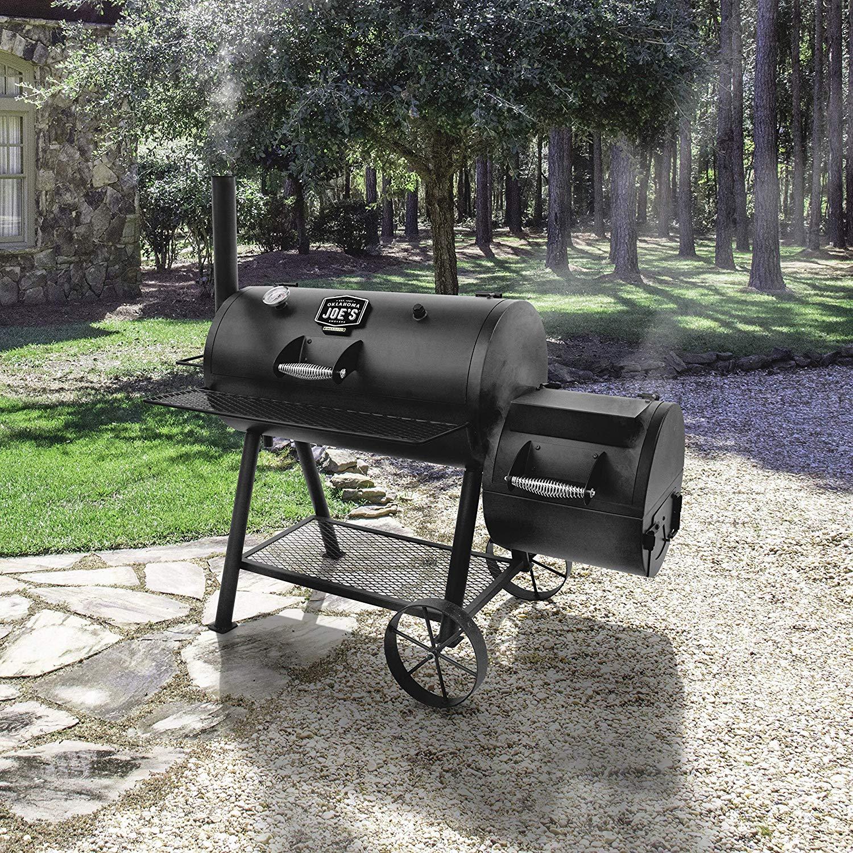 Oklahoma Joe's Longhorn Offset Smoker image