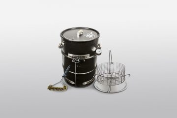 Pit Barrel Cooker Reviews and How to build an Ugly Drum Smoker