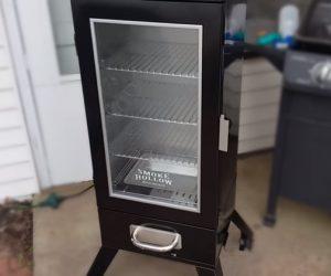 Smoke Hollow 3016DEWS 30-Inch Digital Electric Smoker Review