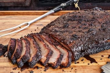 Smoked Brisket - Masterbuilt Smoker Recipes