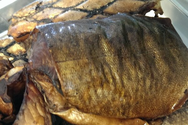 Smoked Lake Trout Recipe
