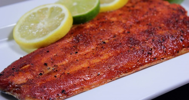 Salmon Smoked In Electric Smoker Recipe Best Smokers Info