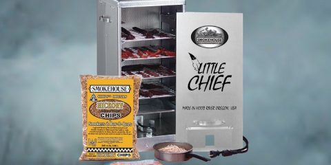 Smokehouse Products Little Chief Front Load Smoker Review