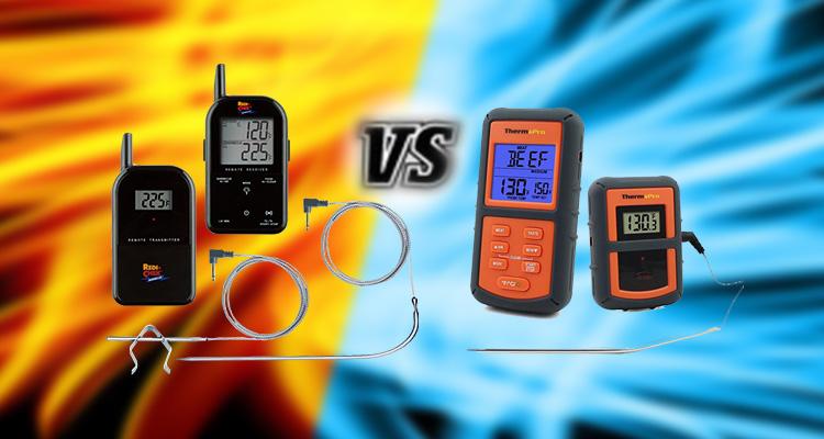 ThermoPro vs Maverick