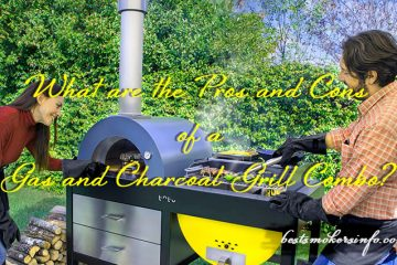 What are the Pros and Cons of a Gas and Charcoal Grill Combo