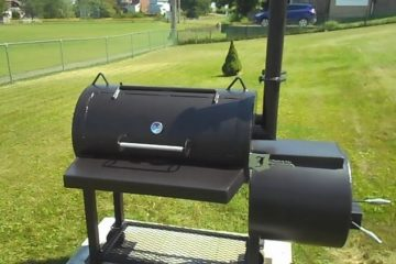 What is the best offset smoker