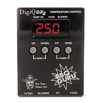BBQ Guru DigiQ DX2 Review