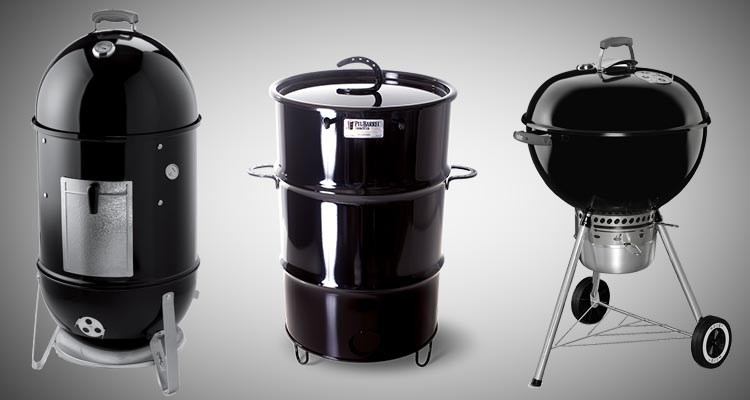 Best Charcoal Smokers And Buyer S Guide 2017 Best