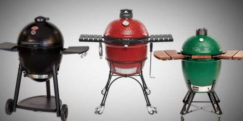 Best Kamado Smokers and Grills