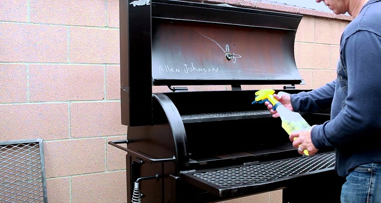 How To Season A New Smoker Or Grill Best Smokers Info