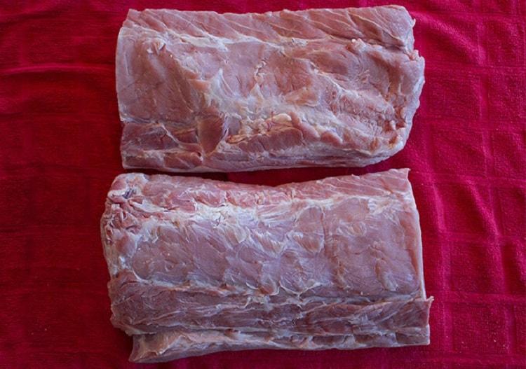 how to smoke pork loins