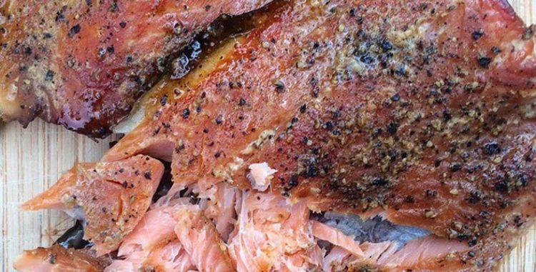 lake trout smoked