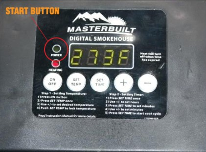 masterbuilt-digital-start-button