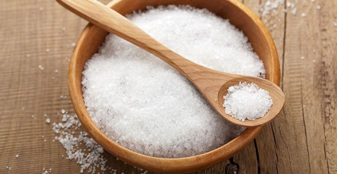 salt with health