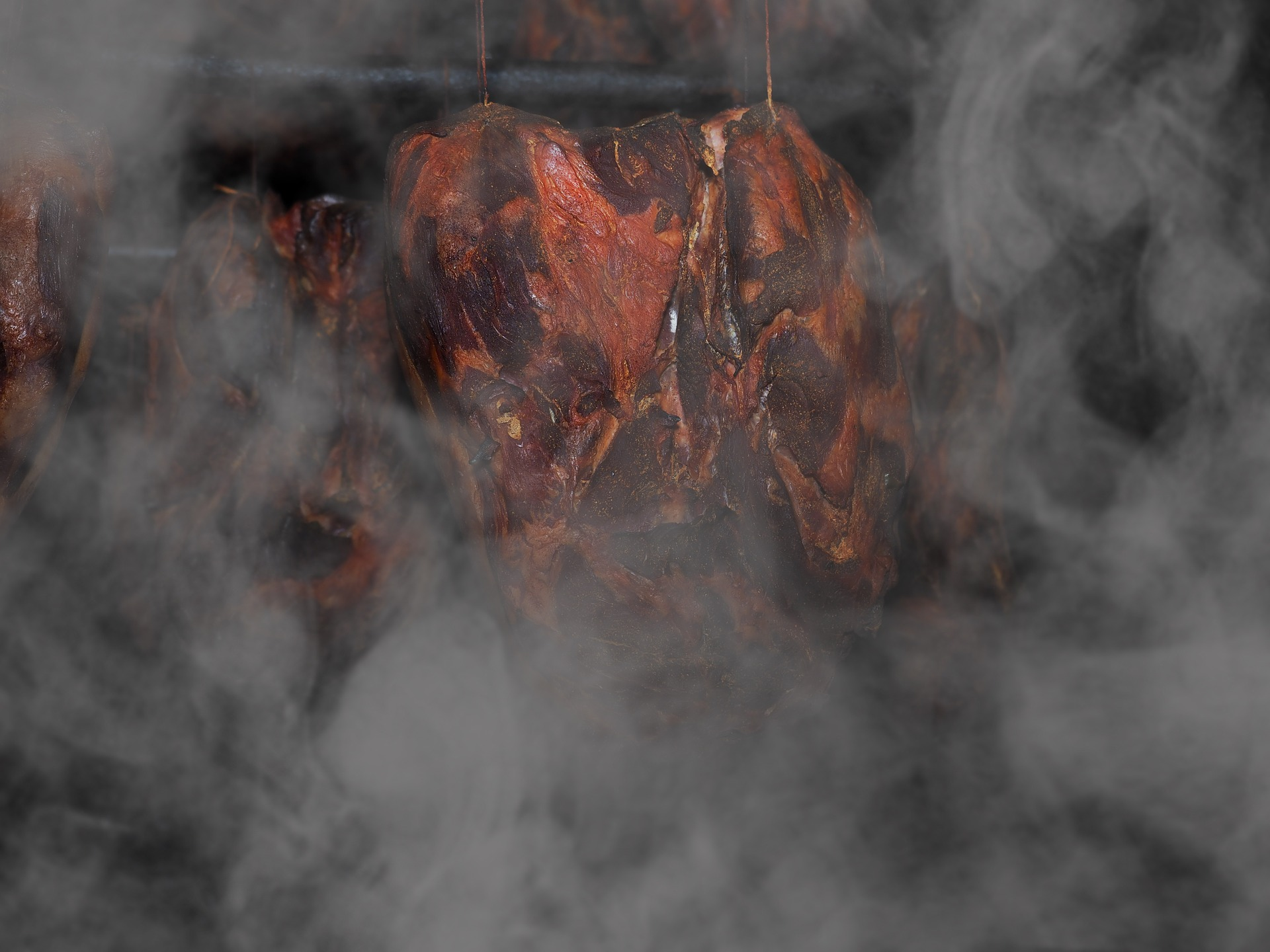 how to smoke a ham