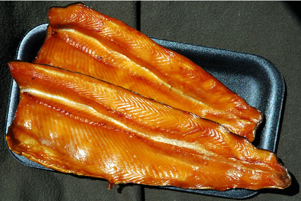 smoked-trout