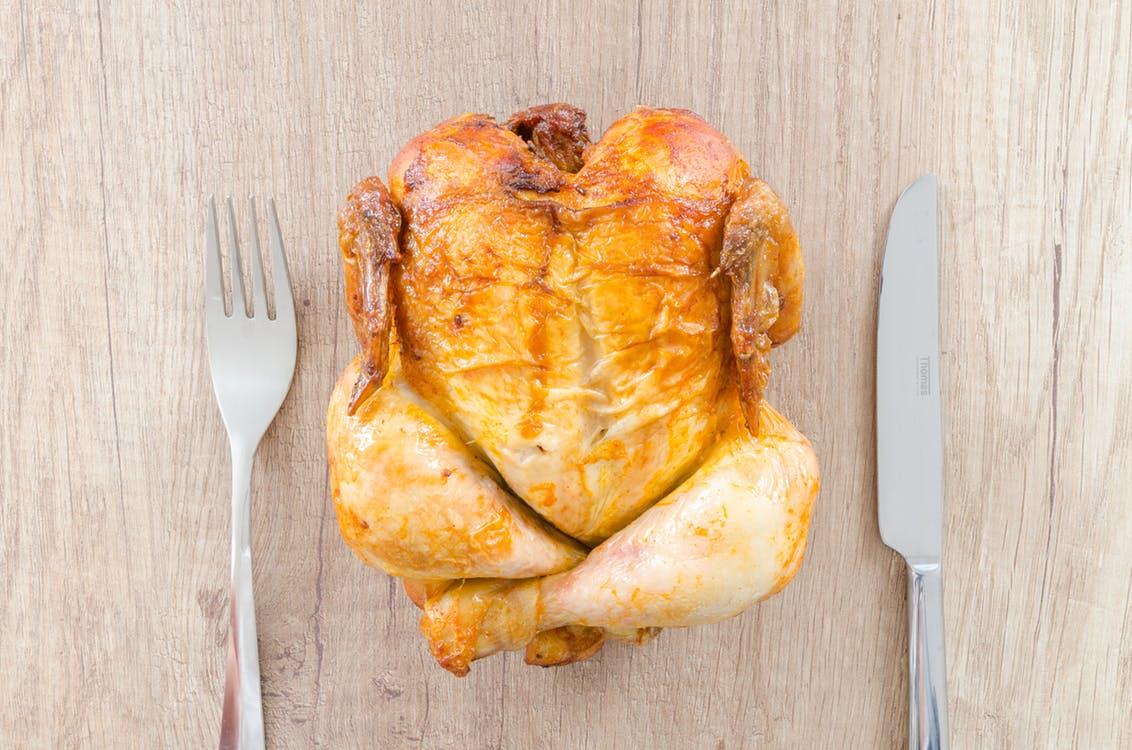 whole chicken or hen